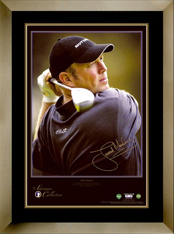 Other Sport Jarrod Moseley signed 'The Fairways Collection'