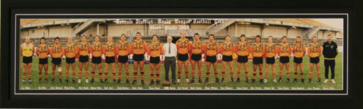 Wests Tigers 1989 Grand Final Panoramic