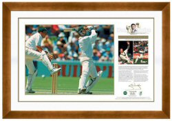 Cricket Steve Waugh signed Waugh Stories III - 'The Adelaide All-Rounder'