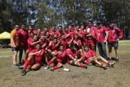 FRIDAY QLD RED V NSW SCHOOLS