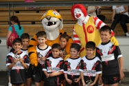 Ronald McDonald & Players