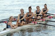 2013/4 MLC rowing