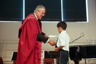 The King's School Prep Graduation 2016