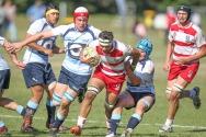 Saturday - NSW 2 v QLD 2